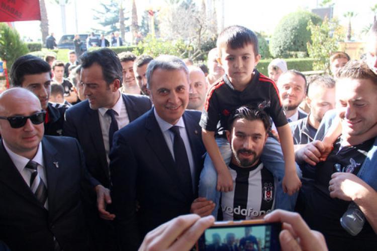 Orman: Beşiktaş her zaman ilklerin takımı olmuştur