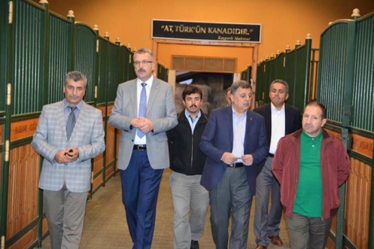 Parlamenterler Birliği'nden Karacabey'e ziyaret
