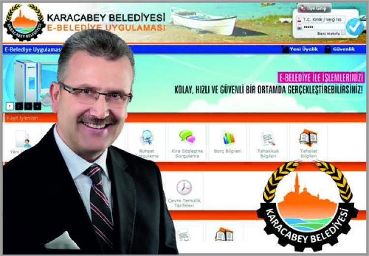 Karacabey Belediyesi'nde 'Online-Tahsilât' dönemi