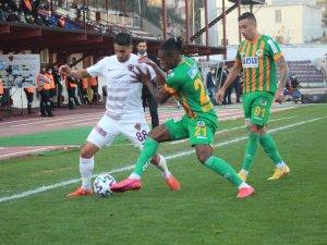 A. Hatayspor: 0 - A. Alanyaspor: 0