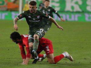Bursaspor: 0 - Tuzlaspor: 0
