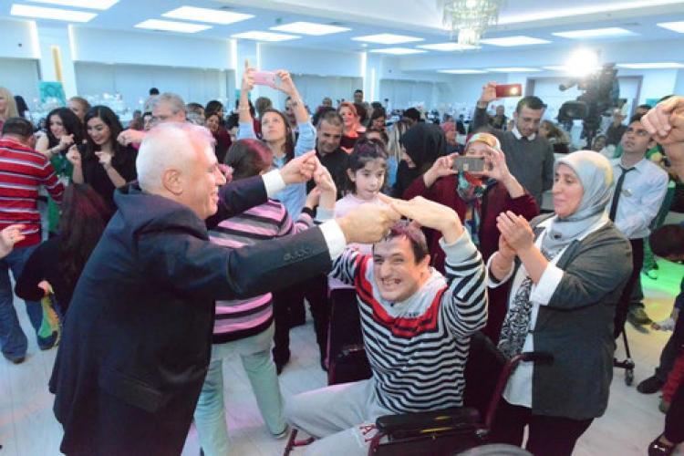 Nilüfer'de dördüncü yıl kutlaması