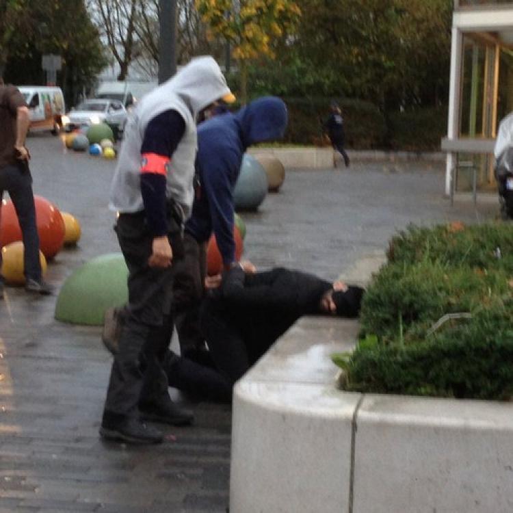 Paris saldırılarının ardından Belçika'da 3 gözaltı