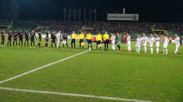 Galatasaray - Sarajevo dostluk maçı: 3 - 3