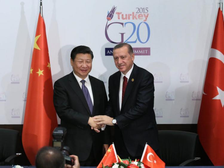 Çin, Türkiye ile ticaret ve yatırımı kolaylaştırmak istiyor