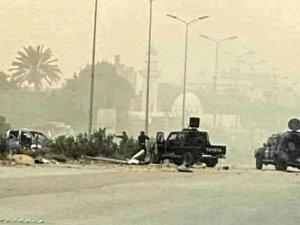 İçişleri Bakanı'na suikast girişimi