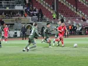 Balıkesirspor: 3 - Bursaspor: 0