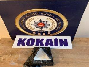Bursa'da kokain operasyonu