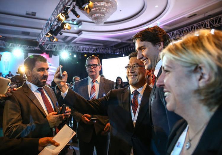 Justin Trudeau, G20 Zirvesi'de ilgi odağı oldu