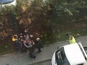Bursa'da 'araç çekme' kavgası