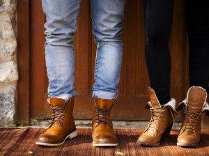 Aynı ayakkabıyı üst üste giymeyin