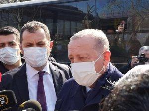 Erdoğan, 67 yaşına girdi