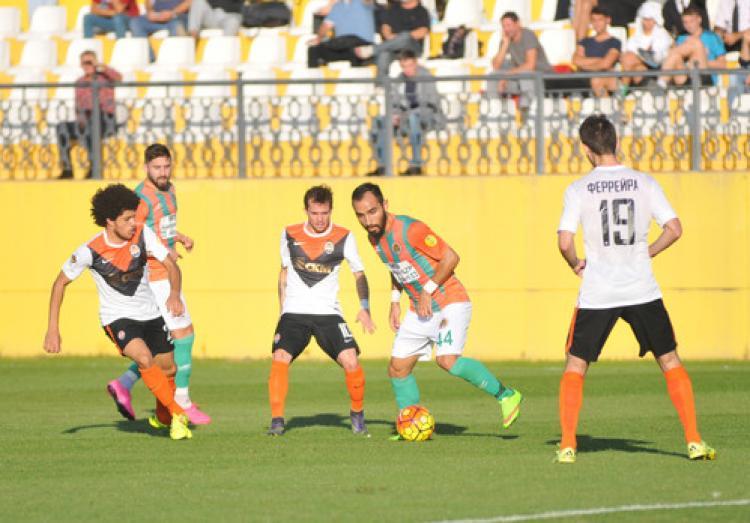 Alanyaspor: 1 - Shakhtar Donetsk: 2