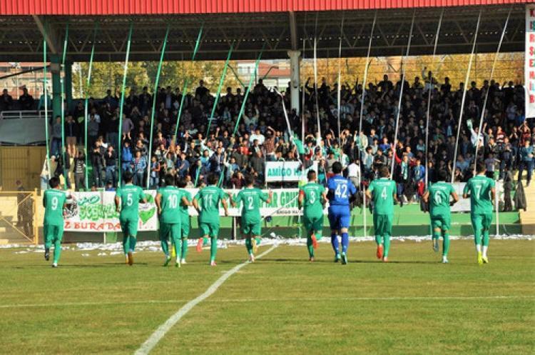 Kırşehirspor: 5 – Nevşehirspor: 1