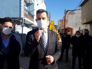 Esgin: AK Partili belediyeler çalışıyor