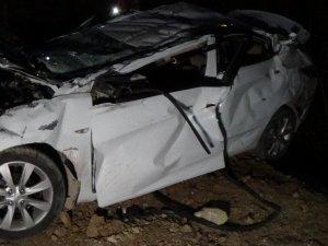 Bursa'da kaza: 2 ölü