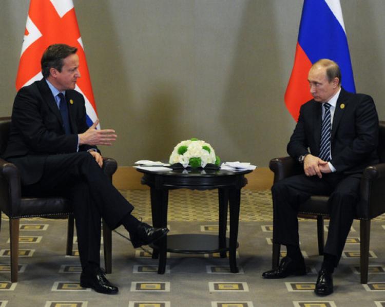 Putin: IŞİD'e destek veren ülkeler arasında G20 üyeleri de var