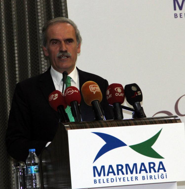 Marmara Belediyeler Birliği Bursa'da toplandı