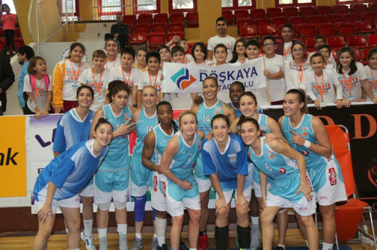 Adana ASKİ Spor'da Ordu sevinci