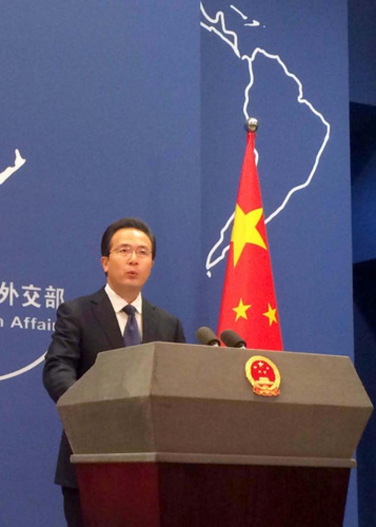 Çin, füze ihalesiyle ilgili yorum yapmadı