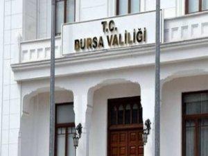 Bursa Valiliği'nden 23 Nisan açıklaması