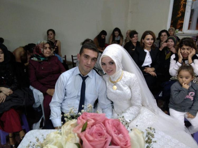 Ölen yeni evli genç umut oldu