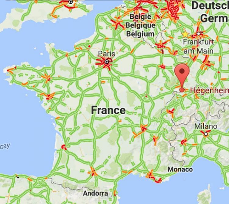 """""""Fransa'da 13 yaşındaki öğrenci, okul otobüsünde arkadaşını vurdu"""""""