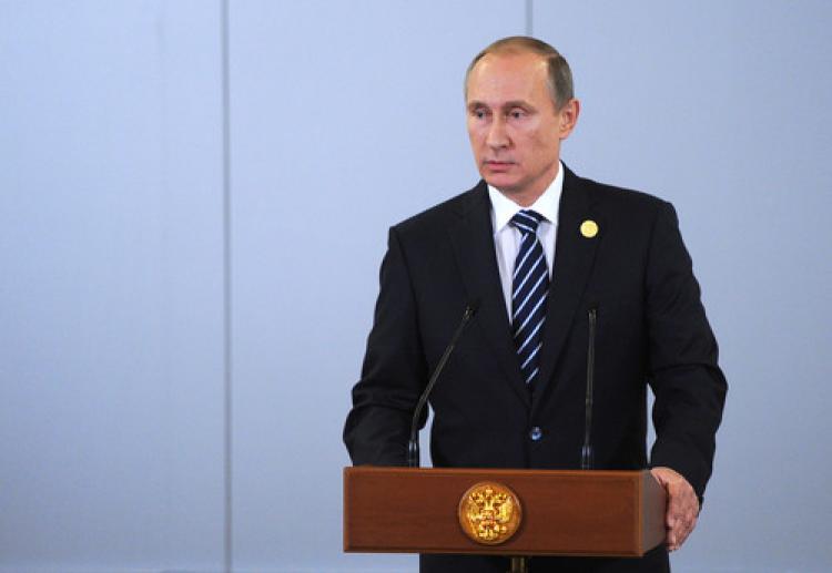 Putin: Uçağı düşürenleri bulup cezalandıracağız