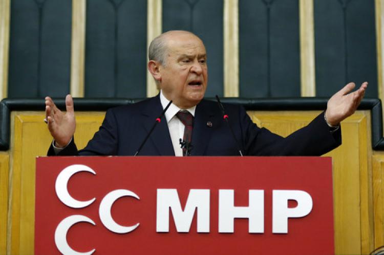 Bahçeli: AKP neyi başardı da tek başına iktidar olmaya hak kazandı