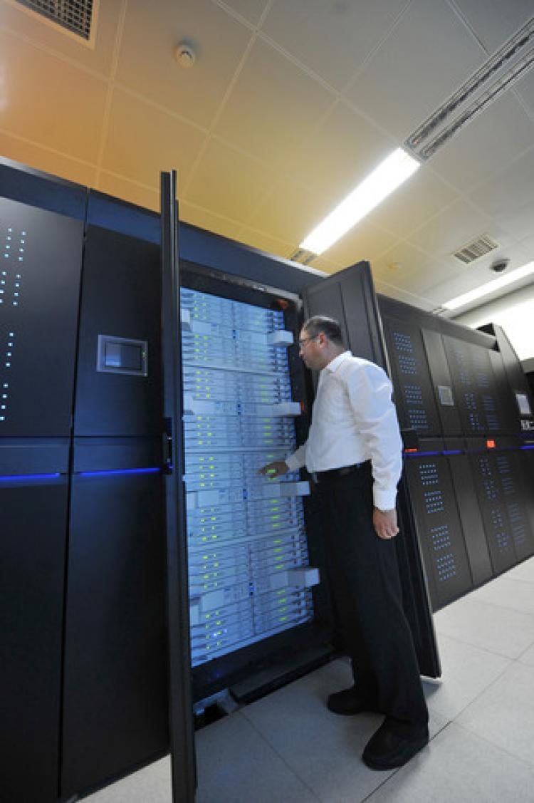 Çin'in süper bilgisayarı yine birinci oldu