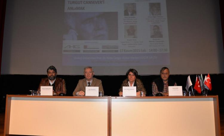 Turgut Cansever, Uludağ Üniversitesi'nde anıldı