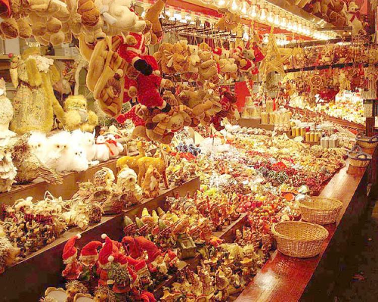 445 yıldır kurulan Noel pazarı bu sene iptal edilebilir