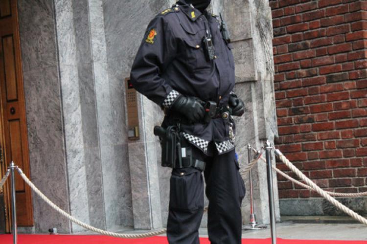 Norveç polisinin silah taşımasına destek arttı