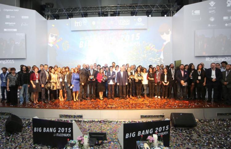 İSO Geleceğin Sanayicisi Ödülü'nü Vivosens Biyosensör aldı