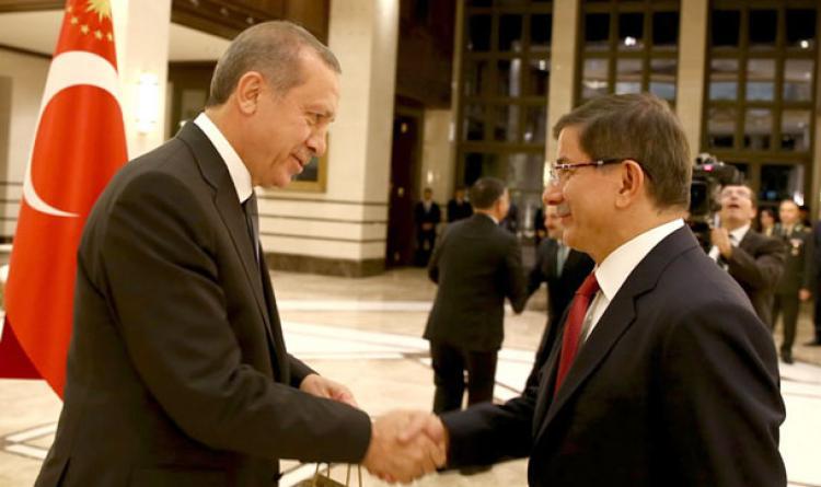 Erdoğan, Davutoğlu'na görevi verdi
