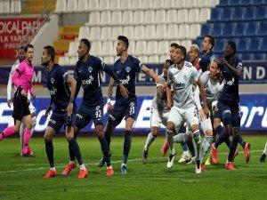 Kasımpaşa: 1 - Beşiktaş: 0