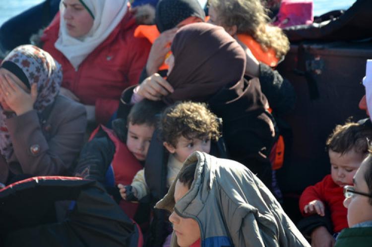 Sahil Güvenlik 972 göçmeni kurtardı