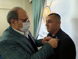 CHP'li başkan AK Parti'ye geçti