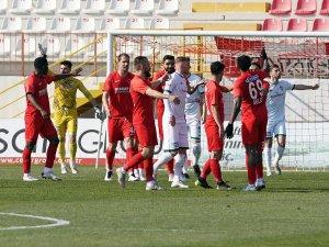 Ümraniyespor: 2 - Bursaspor: 1