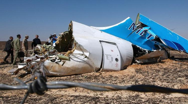 Kommersant'ın iddiası: Bomba Rus yolcu uçağında koltuğun altına yerleştirildi