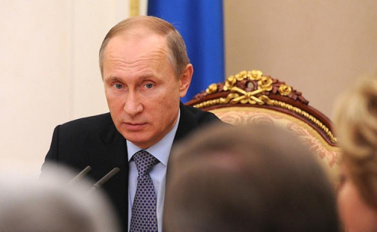 Putin, teröre mali destek verenlerin kökünü kazımak için devlet komisyonu kurdu