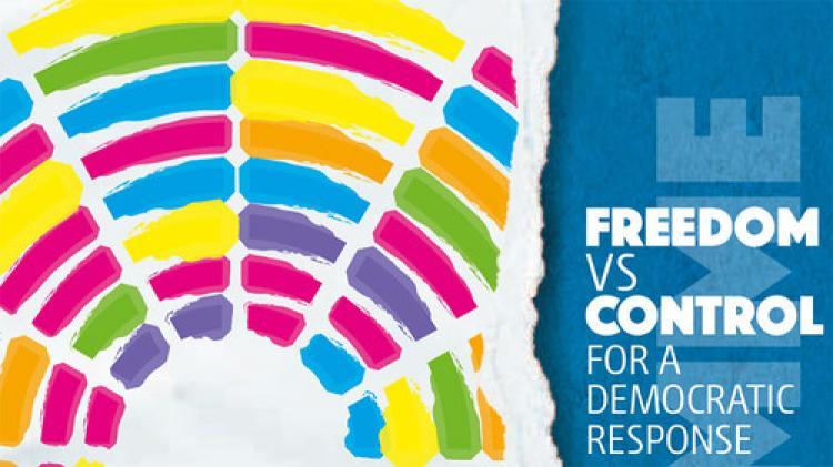 """Strasbourg Dünya Demokrasi forumu """"Özgürlük ve denetimi"""" tartışıyor"""