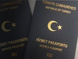 6 kentte gri pasaport soruşturması