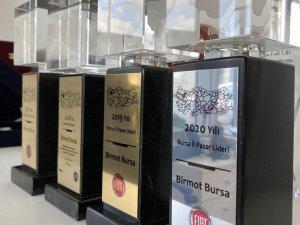 Bursa'da lider Fiat