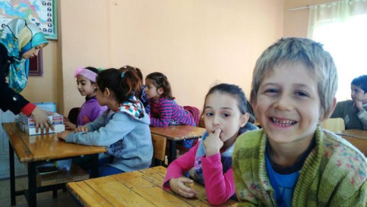 OKAD'dan öğrencilere kitap desteği