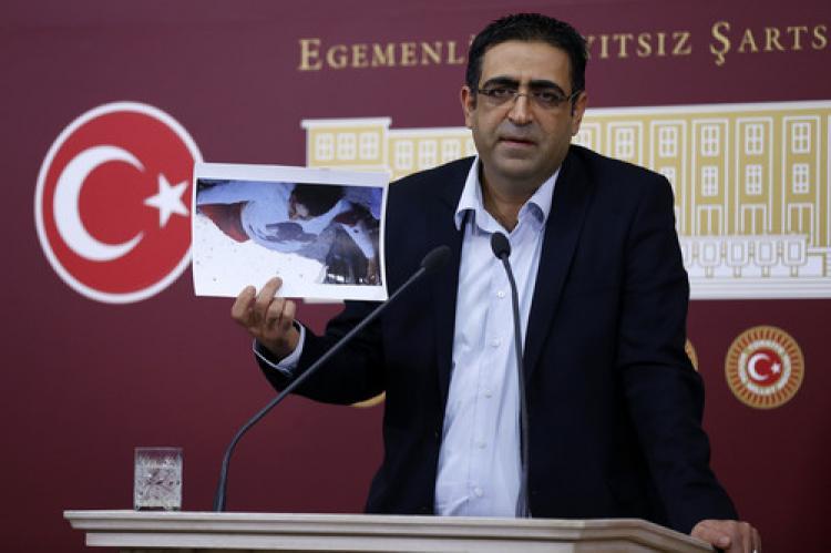 """""""AKP, Ergenekon ve IŞİD çeteleriyle tam gladyo oluşturdu"""""""