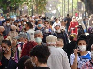 Bursa'da vaka sayıları artıyor