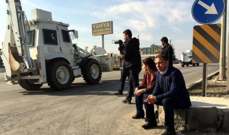 HDP Milletvekilleri açlık grevine başladı