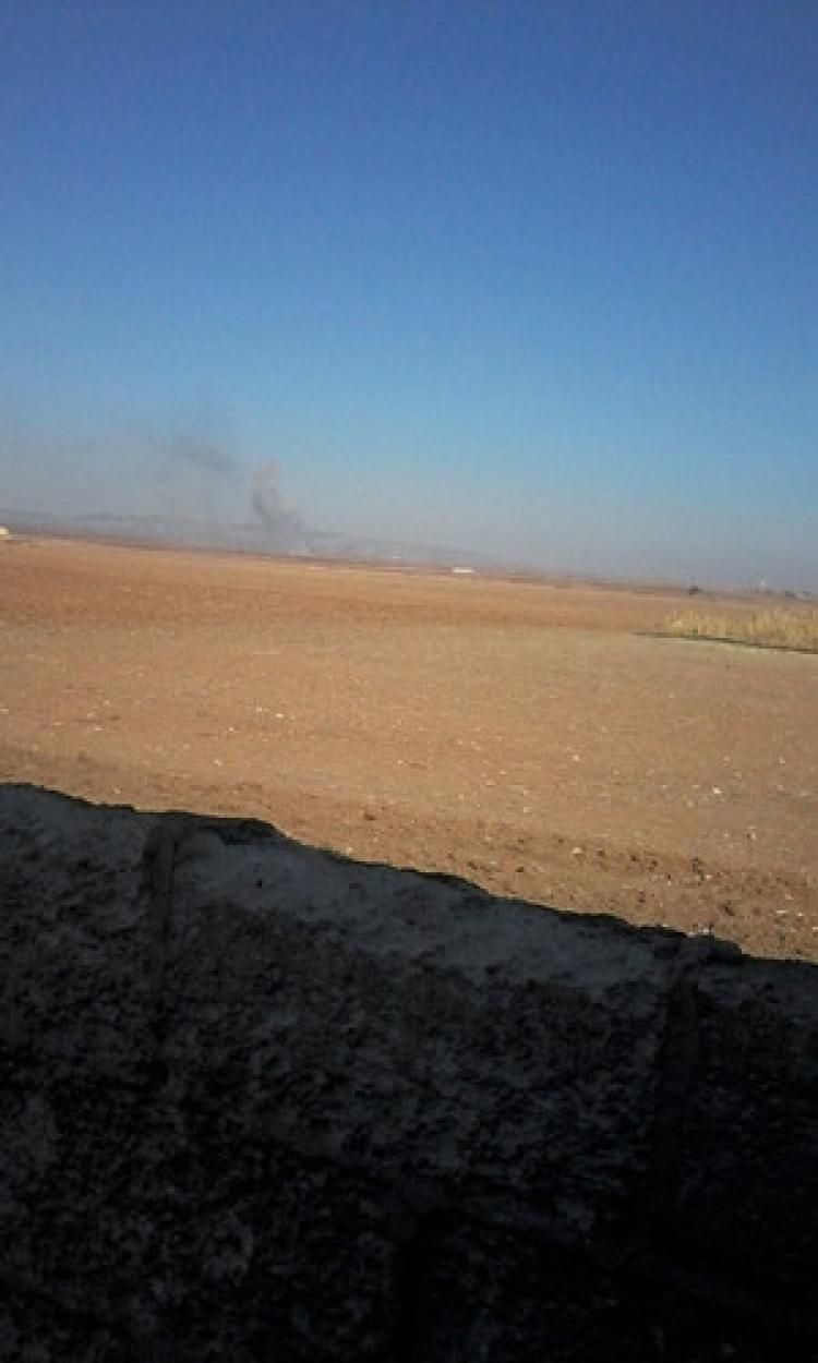 Muhalifler IŞİD ile çatışıyor, koalisyon uçakları hava operasyonu düzenliyor