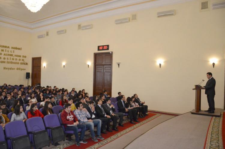 Azerbaycanlı gençlerin yeni projesi ilgi gördü